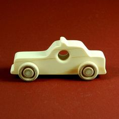 Police Car Party Favors - Package of 10