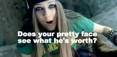 """Avril Lavigne, """"Sk8er Boi"""" 
