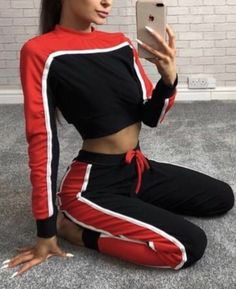 19 Ideas For Sport Outfit Adidas Gym Dance Outfits, Sport Outfits, Trendy Outfits, Girl Outfits, Fashion Outfits, Cute Gym Outfits, Mode Swag, Fitness Outfits, Adidas Outfit
