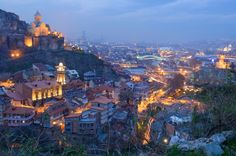 Tbilisi has come a long way since the Rose Revolution of 2003 ousted the post-Soviet Shevardnadze government. To Tbilisi's eternal charms of a...