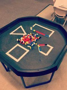 shapes with masking tape Maths Eyfs, Eyfs Classroom, Eyfs Activities, Nursery Activities, Motor Activities, Kindergarten Math, Classroom Activities, Toddler Activities, Preschool Activities