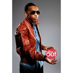 Prodigy from Mindless Behavior- exclusive photos ❤ liked on Polyvore