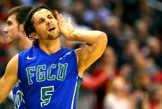 Florida Gulf Coast University made history - they are the first #15 seed to make the Sweet 16.