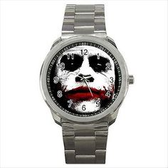 Batman the #joker #quality sport metal #watch gift new,  View more on the LINK: 	http://www.zeppy.io/product/gb/2/401120154683/