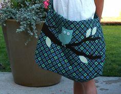 DIY School Bag