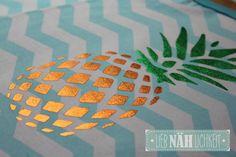 Die goldene Ananas… {Plotterfreebie} – · liebNÄHlicheit