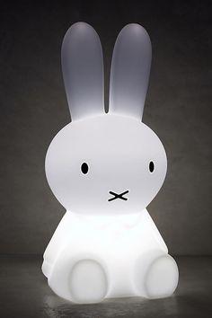 Slide View: 2: Miffy Lamp