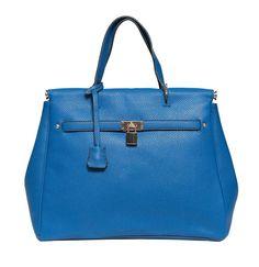 Priscilla Satchel in Blue from Elise Hope