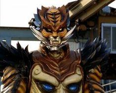 Power Rangers, Super Powers, Samurai, Buddha, Lion Sculpture, Statue, Fictional Characters, Image, Monsters