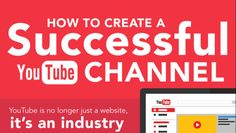 YouTube is no longer a website, it's an industry full of fame, money and limelight. It has made rich people out of the girls and guys next door. Who says you can't be one of them? Check out the guide on how to turn your dreams into reality and build a successful YouTube channel.  #ContentMarketing #YouTube #YouTubeChannel