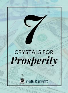 It's one thing to work on changing your beliefs about about money but when it comes to bringing more abundance into your life, you may need a boost. Allow crystals to help you to achieve your goals by using them throughout your day to make your dreams a reality. #ontheblognow #crystallovers #crystalhead #crystallover #crystalpower #crystalstones #crystalmeanings #prosperitycrystals #moneymindset