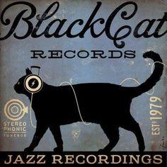 Black cat records