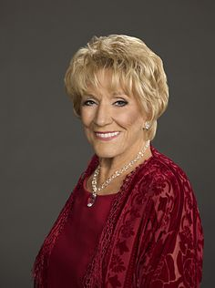 Jeanne Cooper stars as Katherine Chancellor on The Young and the Restless.