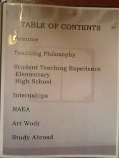 25 best teacher portfolio ideas images student teaching teacher rh pinterest com