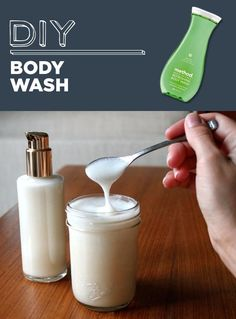 DIY Body Wash | 31 Household Products You'll Never Have To Buy Again: