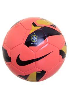 1642597e2d Bola Campo Nike Rolinho Menor CBF Coral