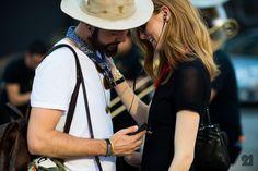 #couples Michael C. Dumler   Clara Settje | New York City