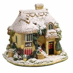Lilliput Lane Winter Warmer  lilliput lane cottage  http://www.comparestoreprices.co.uk/collectables/lilliput-lane-winter-warmer.asp