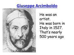 Guiseppe Arcimboldo.ppt