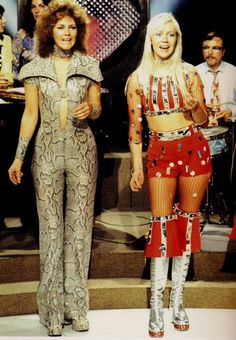 Frida & Agnetha