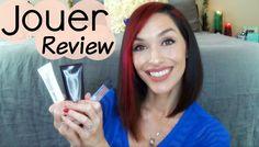 Jouer Review Liquid Lipstick, Primer, Tinted Moisturizer, Cheek Tint, Li...
