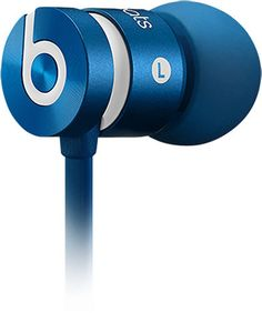 Beats by Dr. Dre - urBeats Earbud Headphones - Blue  I WANT THIS!!!