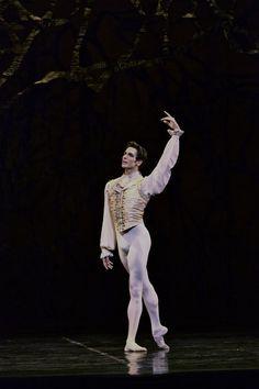 Evan McKie in National Ballet of Canada's Sleeping Beauty