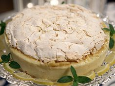 Recetas | Torta merengada de limón | Utilisima.com