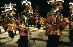 Dogon Kanaga Masks - Google Search