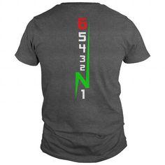 I Love 1 Dow 5 Up T-Shirts