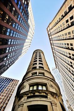 Dowtown New York Architecture Jessica Eve Morgan Your #NYC #RealEstateExpert JMorgan@Halstead.com