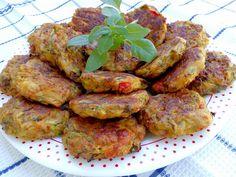 Πεντανόστιμα, υγιεινά και ελαφριά Μπιφτέκια λαχανικών ψημένα στο φούρνο