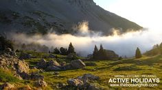 Cycling or Hiking in the French Pyrenees
