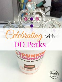 Join DD Perks with the unique promo code BLOG and earn a FREE coupon for a free any size beverage of their choice when you accrue 200 points. #IC #DDPerks #Sponsored