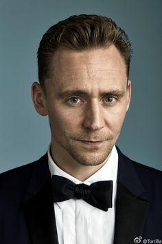 Tom Hiddleston photographed by Jonathan Birch at #BAFTATV 2016.