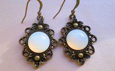 Bridal Earrings. Bridal Chandeliers Gift by SevenDiamonds on Etsy