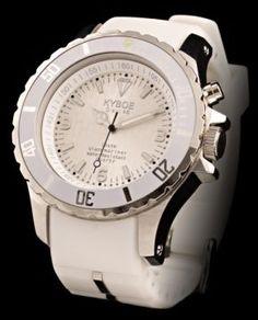 Kyboe Arctic Jewel Watch  :  KY-010