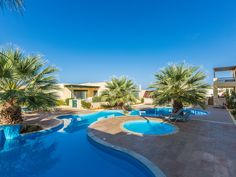 Panormos apartment rental - There is also a special, shallow pool, designed for children!