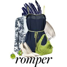 Romper Style, created by colierollers on Polyvore