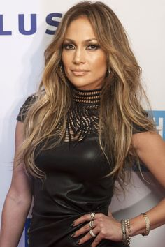 54 ideas hair color balayage jennifer lopez for 2019 Jlo Style, Jennifer Lopez Hair Color, Jennifer Lopez Makeup, Corte Y Color, Hair Color Balayage, Hair Dos, J Lo Hair, Great Hair, Hair Inspiration