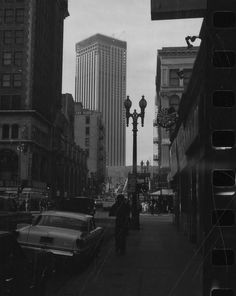 Los Angeles, CA - 3rd Street 1973