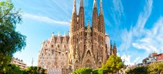 BARCELONA  Barcelona has much to offer those who enjoy art and architecture. The city is inextricably linked with the works of Gaudi, especially the unfinished church, Sagrada Familia.     Handcrafted Private Tours in Barcelona » Terra Traditions