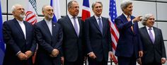 Chief negotiators of the Iran nuclear deal in Vienna make landmark agreement on July (Leonhard Foeger/Reuters) Nuclear Deal, Barack Obama, Iran, Presidents, Usa President, Power Outage, July 14, Vienna, Editorial