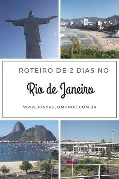 Roteiro de 2 dias no Rio de Janeiro! 48 horas cheias de atrações na cidade maravilhosa! Viagem, Brasil, Rio, Passeios, Dicas de Viagem, Cristo Redentor, Pão de Açúcar, Maracanã, Copacabana, Arpoador, Ipanema, Botafogo, Mochileiro