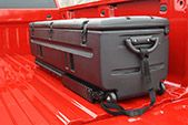 DU-HA Tote - Image shows 3 Totes side-by-side in a pickup truck bed.