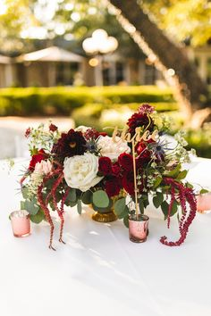Loved this rich color palette at a Dallas Wedding at The Sanford House Inn & Spa in Dallas, Texas. Fall Wedding Inspiration that's classic & bold. Dallas Wedding, Post Wedding, On Your Wedding Day, Fall Wedding Colors, Burgundy Wedding, Wedding Photo Inspiration, Color Inspiration, Boho Wedding Decorations, Wedding Moments