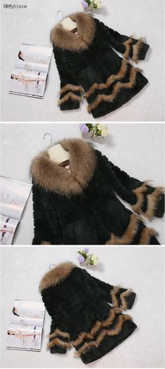 To see more fur coat by contacting email: fairleexu8@gmail.com Rabbit Fur Jacket, Winter Hats, Fashion, Rabbit Fur Coat, Moda, Fashion Styles, Fashion Illustrations
