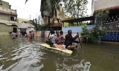 Army moves thousands of stranded residents in Tamil Nadu after heaviest rains in more than a century as number dead reaches 269