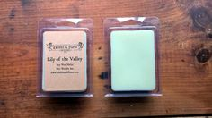 Lily of the Valley Soy Wax Melts by BubbleandFlameNH on Etsy