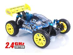 Meteor 1:16 Scale Nitro RC Buggy - 2.4GHz - http://www.nitrotek.co.uk/241.html